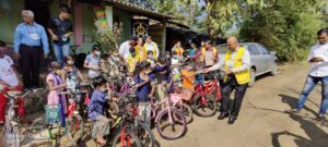 Bicycle Collection & Donation Drive-1