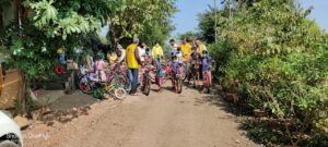 Bicycle Collection & Donation Drive-3
